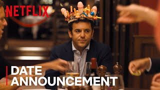 Friends From College: Season 2 | Date Announcement [HD] | Netflix