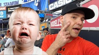 Biggest crybaby moment of the season (2018 ALDS Game 4 at Yankee Stadium)