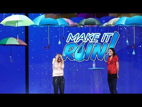Ellen 'Makes It Rain' in the 'Game of Games Tournament'