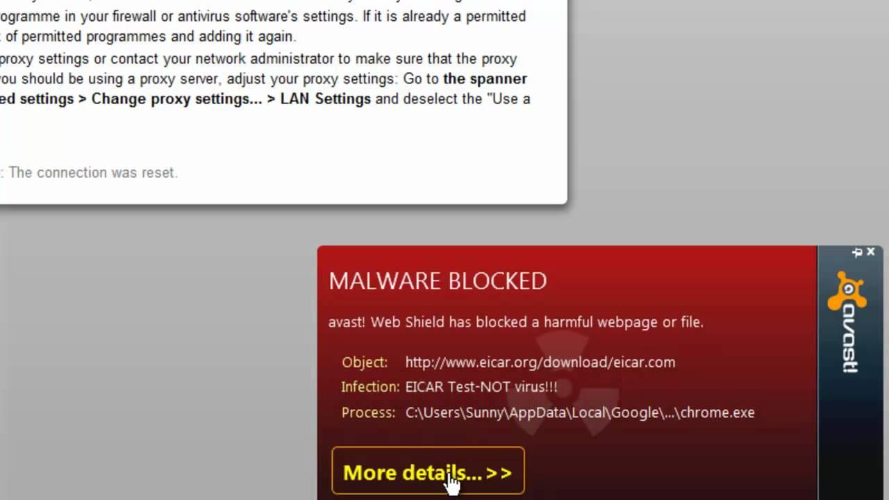 How to check antivirus 83