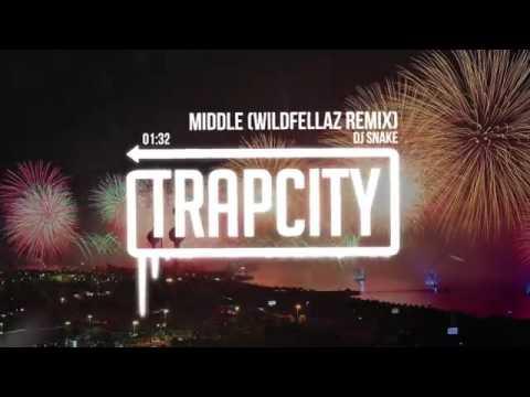 Слушать онлайн DJ Snake - Middle (Wildfellaz Remix) радио версия