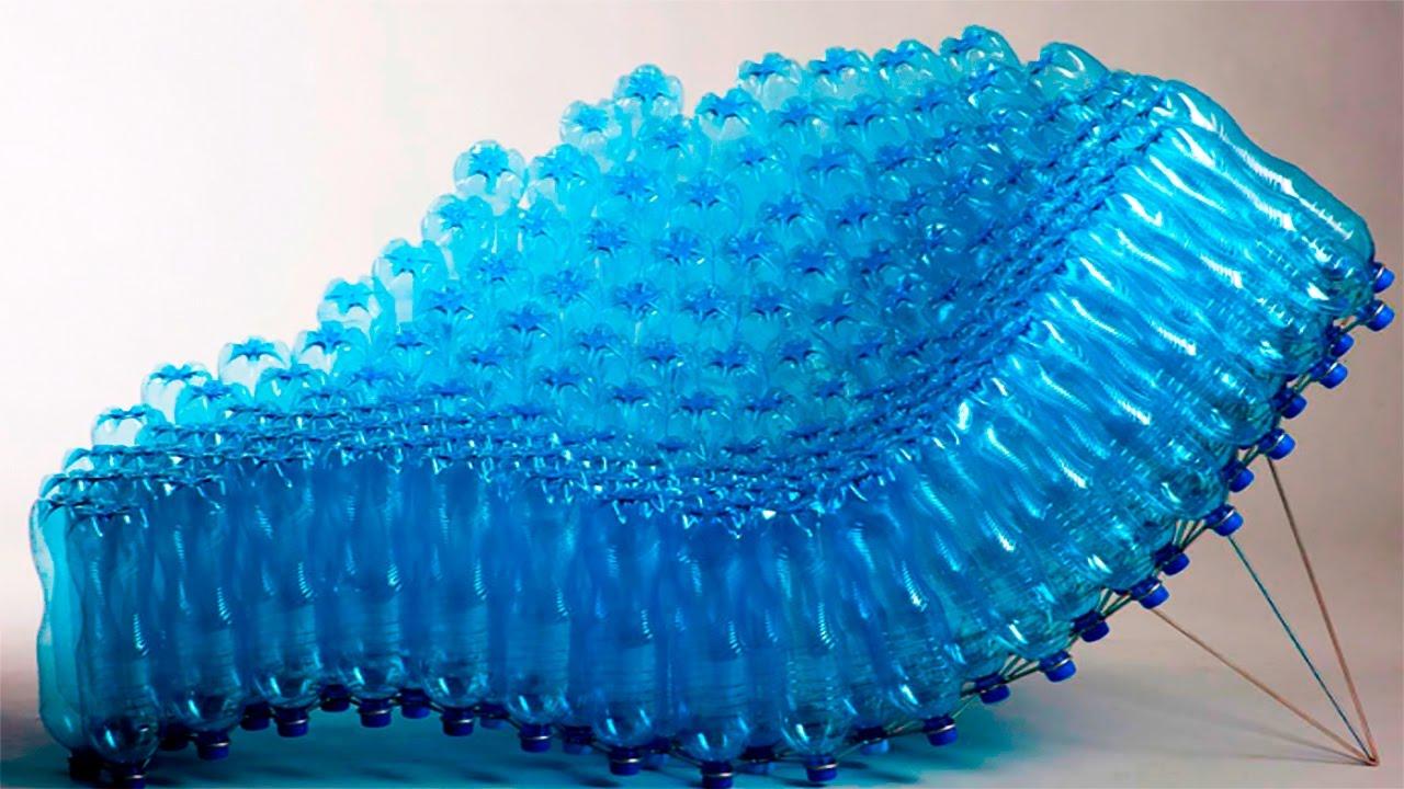 How To Recycle My Sofa Leather Sleeper Houston Tx Plastic Bottles Life Hack Diy Creative Ways Reuse Youtube