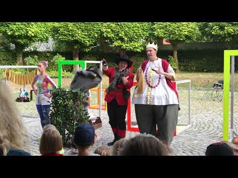 Der gestiefelte Kater from YouTube · Duration:  5 minutes 10 seconds
