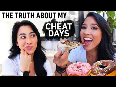 Addressing My Cheat Days