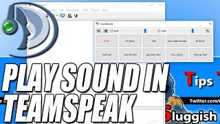 How To Play Sounds & Music in TeamSpeak 3 Easy Tutorial 2018