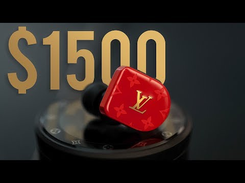 $1500 LOUIS VUITTON EARBUDS vs AirPods?!