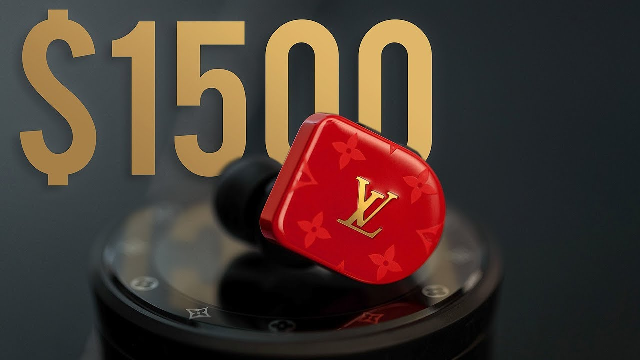 1500 Louis Vuitton Earbuds Vs Airpods