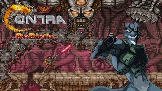 Contra ReBirth for Nintendo Wii from Konami