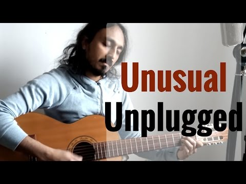 A R Rahman's Urvasi Urvasi Unplugged + Additions! Single Guitar Interpretations
