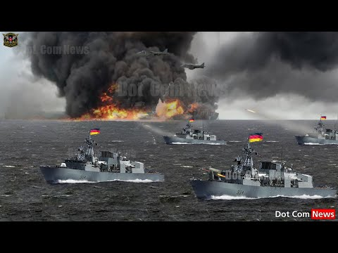 Terrible threat (mar 05 2021): German deploys 7 warships to attack China military drills in SCS