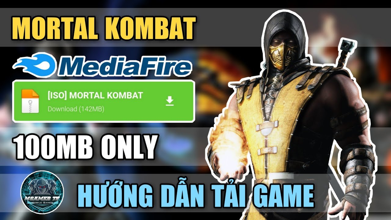 [DOWNLOAD] HƯỚNG DẪN TẢI GAME MORTAL KOMBAT – UNCHAINED TRÊN ANDROID 🎮