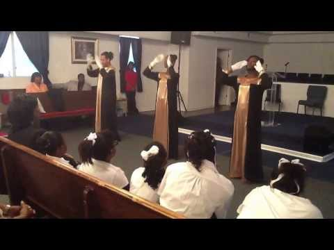 I believe by James Fortune. Praise Dance Performed by Strong Tower Youth Praise dancers