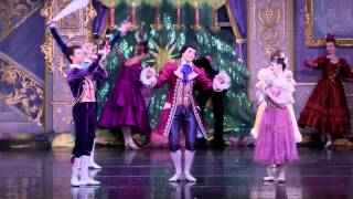 3. Moscow Ballet