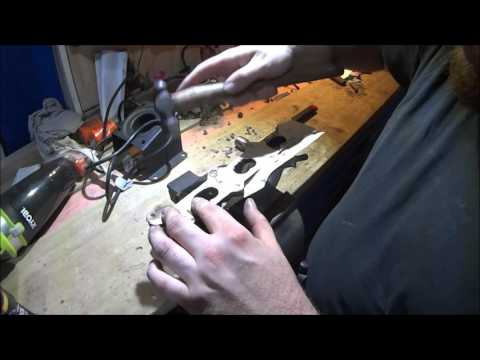 Making a paper gasket