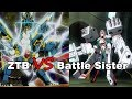 Gear Chronicle (ZTB) vs Oracle Think Tank (Battle Sister)