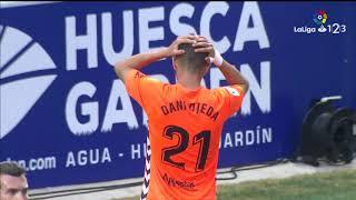 Resumen de SD Huesca vs Lorca FC (2-0)