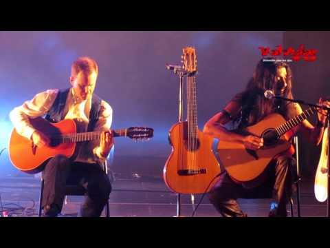 """THERION. """" Acoustic Tour """". 26.11.2015. Teatro El Galpón. Montevideo. URUGUAY"""