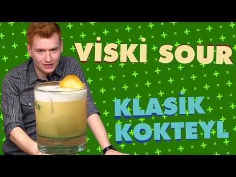 Viski Sour Nasıl Yapılır?