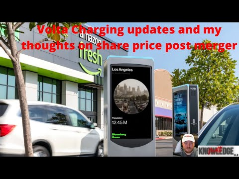 Download Snpr stock / vlta stock Volta charging updates and my thoughts on share price post merger
