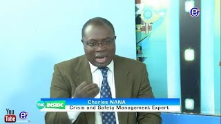 THE INSIDE (Guest Charles NANA)  SUNDAY JULY 01st 2018 EQUINOXE TV