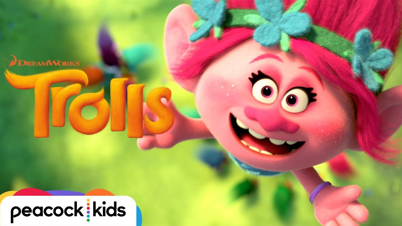 Trolls Official Trailer 1 Youtube