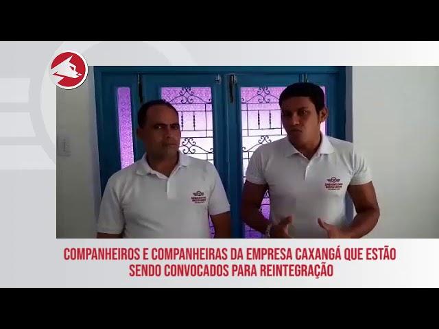 Reintegrações na Caxangá e Metropolitana