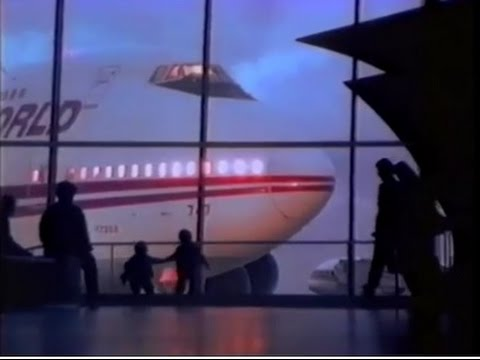 1985 TWA Commercial