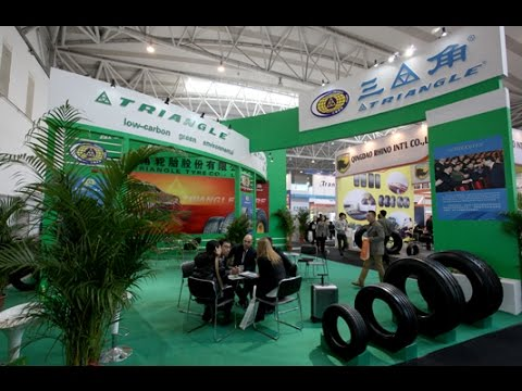 2014 China International Tyre and Rubber Technology Tire Expo Report