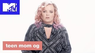 Catelynn Talks Placing Carly Up For Adoption | Teen Mom OG | MTV