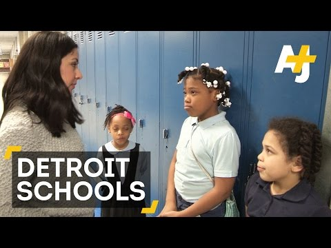 Why Detroit Schools Are Falling Apart