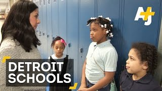 Why Detroit Schools Are Falling Apart | Direct From With Dena Takruri - AJ+