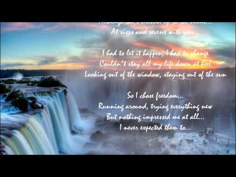 Evita - Don't Cry for Me Argentina (Lyrics)