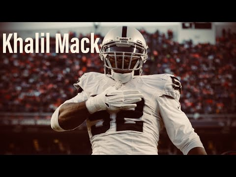 Khalil Mack || Paper Chasin