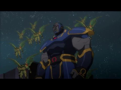 Justice League vs Darkseid