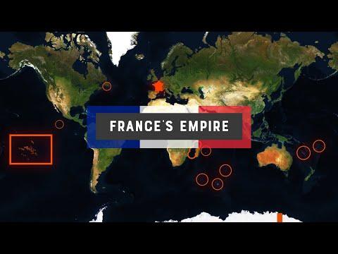 France Still Has An Empire
