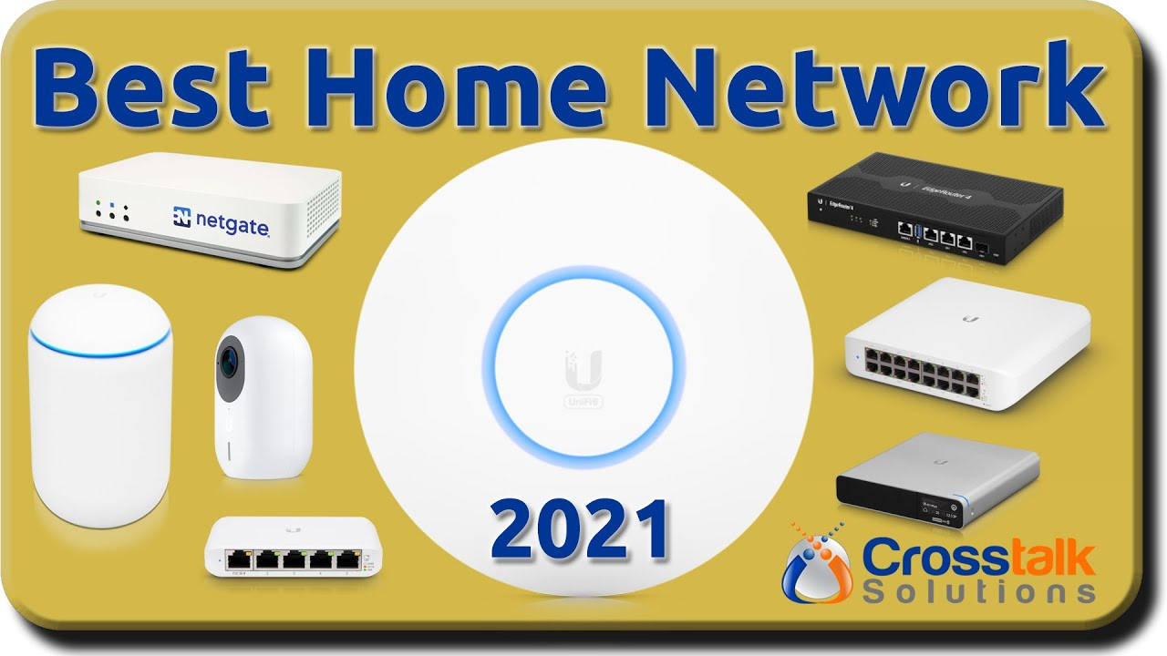 Download Best Home Network 2021 - A Guide to the Best Available Network Equipment