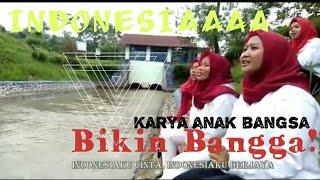 """Download Mp3 Bikin Bangga Video Klip """"negeriku Tercinta"""" Xii Ipa 5, Sman 1 Pasawaha"""