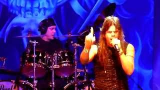 Queensryche - Eyes of a Stranger + Empire live @ Effenaar (Eindhoven, NL) 2013-nov-01