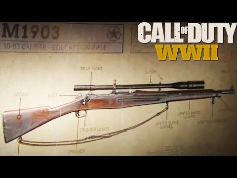 Call of Duty WWII Multiplayer Weapons - 42 Player Lobbies + MORE