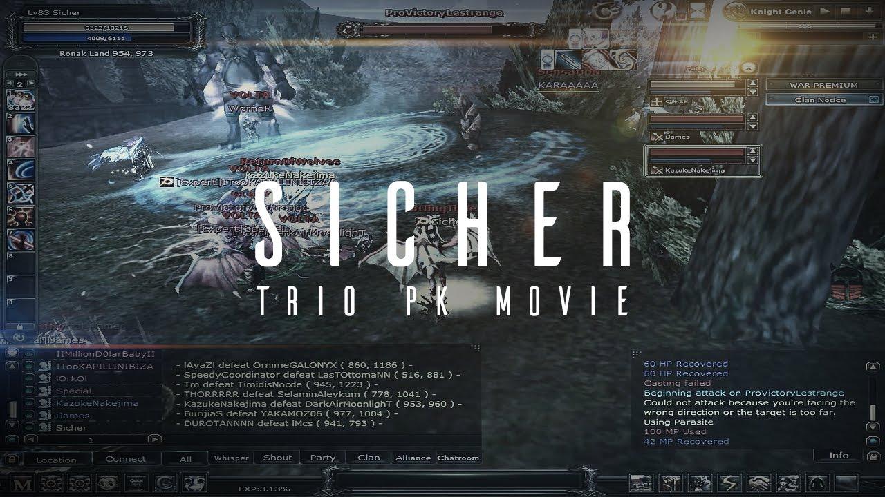 Sicher Trio Pk Movie ~ Frame of Mind. - YouTube