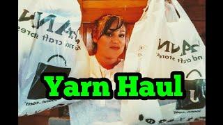 Yarn Haul - Jo-Ann Fabrics - 2018