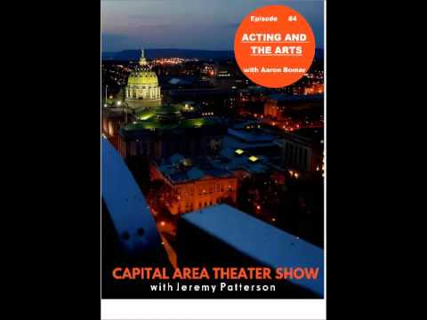 Episode 4 - Acting and The Arts w/ Aaron Bomar