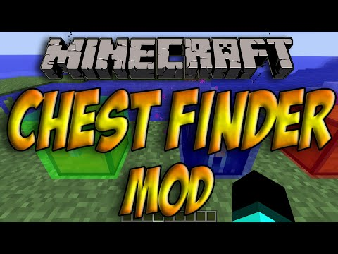 Chest Finder Mod Download Minecraft Forum - Minecraft spieler finden mod