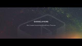 GoodLayers - Travel Tour - Installation Demo Data With Duplicator On HostGator