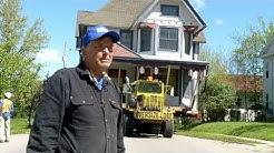 Iowa City House Moving