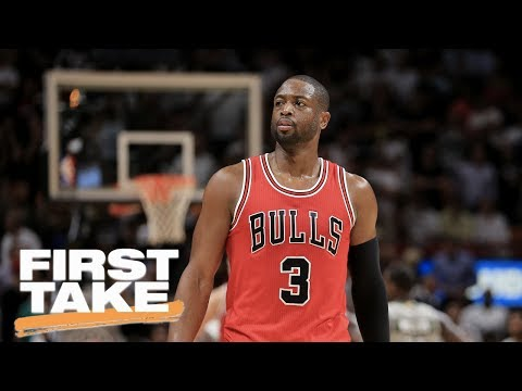 Dwyane Wade Should Go Back To Miami Heat   First Take   June 28, 2017