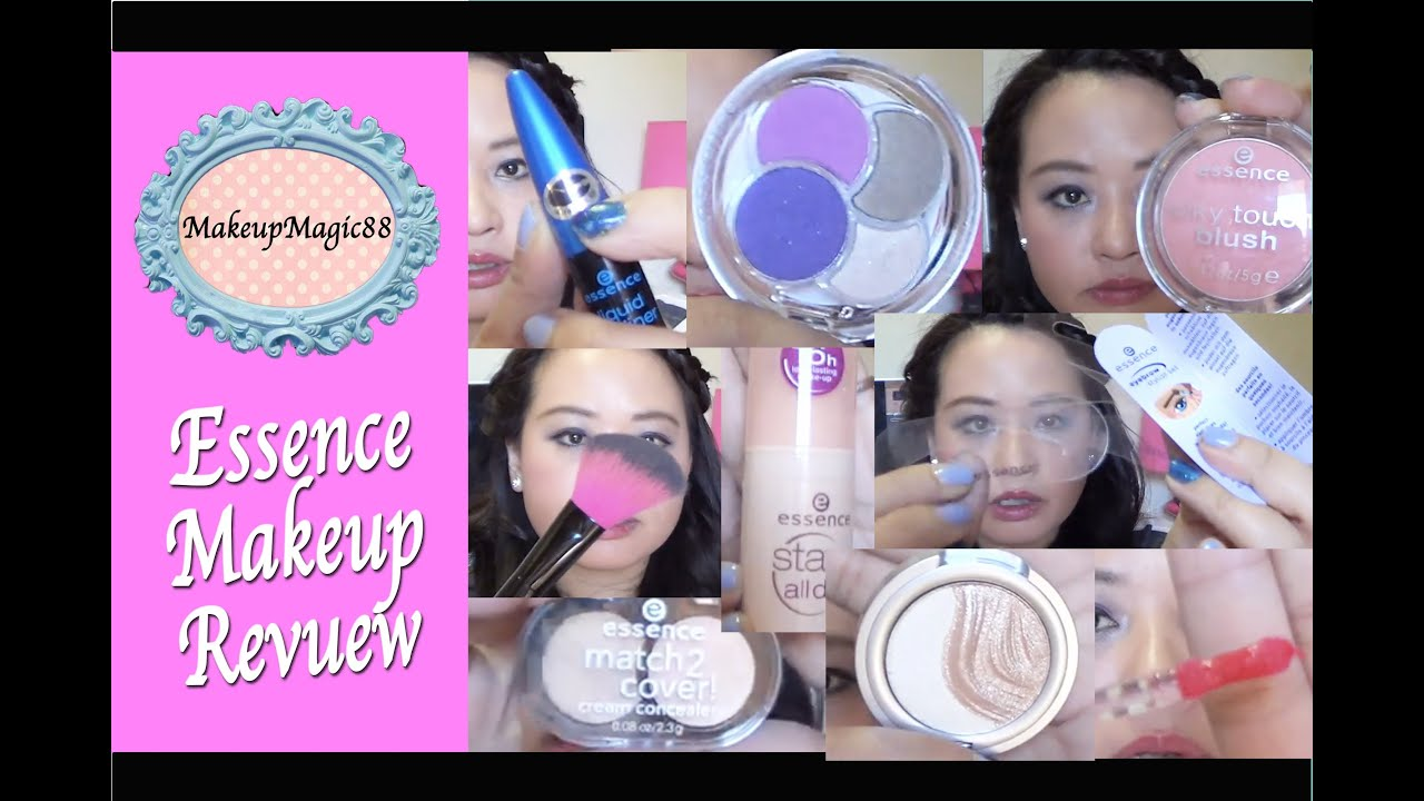 Essence Cosmetics - the CHEAPEST and \