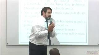 AUDIÊNCIA TRABALHISTA - PROF. ANTERO MARTINS