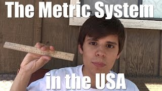 The Metric System in the USA