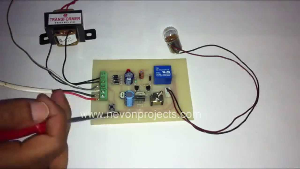 Power Supply With Auto Switching - YouTube